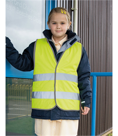 RESULT KIDS MOTORIST SAFETY VEST