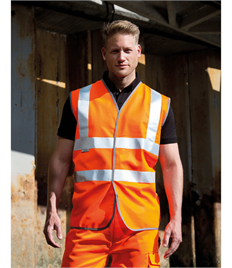 RESULT HIGHVIZ SAFETY TABARD