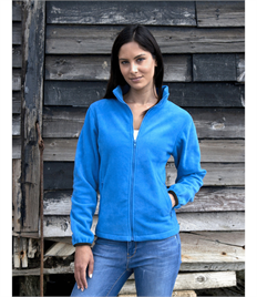 RESULT CORE LADIES OUTDOOR FLEECE