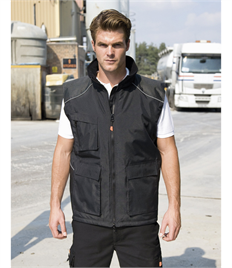 RESULT WORK GUARD VOSTEX BODYWARMER