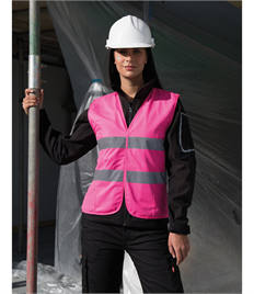 RESULT LADIES HIGH VIS TABARD