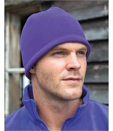 Result Winter Reversible Skull Hat