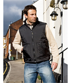 RESULT FLEECELINED FASHION BODYWARMER