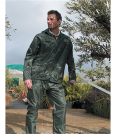 RESULT WATERPROOF JKT/TROUSER SUIT