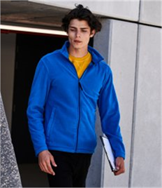 MICRO FULL ZIP FLEECE