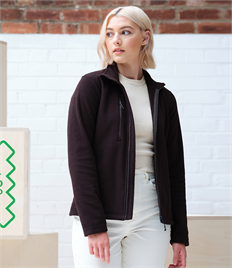 LADIES HONESTLY MADE RECYCLED FLEECE