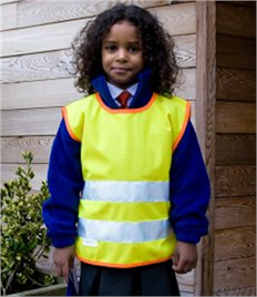 Result Safe-Guard Kids Hi-Vis Tabard