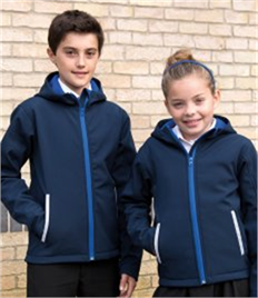 Result Core Kids TX Performance Hooded Soft Shell Jacket