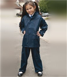 Result Core Kids Waterproof Rain Suit