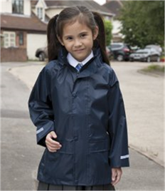 Result Core Kids Waterproof Over Jacket