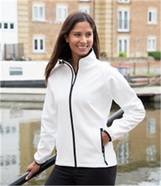Result Core Ladies Printable Soft Shell Jacket