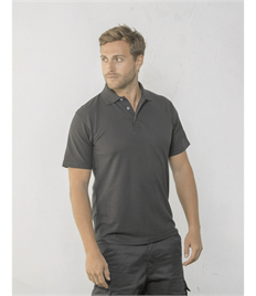 RTY POLYCOTTON PIQUE POLO SHIRT