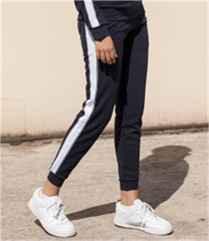 SKINNI FIT UNISEX CONTRAST JOGGERS