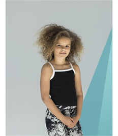 SKINNI FIT KIDS FEEL GOOD STRAPPY VEST