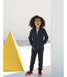 SKINNI FIT KIDS ZIP THROUGH HOODY