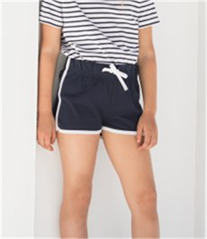 SKINNI FIT KIDS RETRO SHORTS