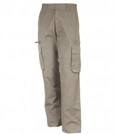 KARIBAN HEAVY CANVAS TROUSERS