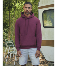 FRUIT OF THE LOOM HOODED SWEAT 70/30
