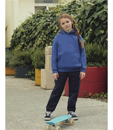 FRUIT OF THE LOOM KIDS PREMIUM ELASTICATEDF CUFF JOG PANTS