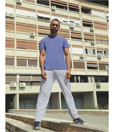 FRUIT OF THE LOOM LIGHTWEIGHT OPEN HEM JOG PANTS