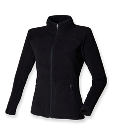 SKINNI FIT MICROFLEECE JACKET