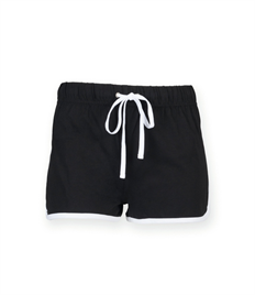 SKINNI FIT LADIES RETRO SHORTS