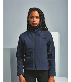 2786 LADIES SOFTSHELL JACKET