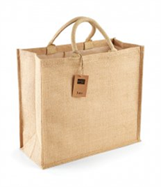 WESTFORD MILL JUMBO JUTE SHOPPER