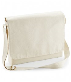 WESTFORD MILL FAIRTRADE COTTON CANVAS MESSENGER