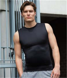 Tombo Sleeveless T-Shirt