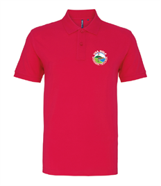 A&F Classic Polo Shirt (Pink/Purples)