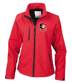 Ladies Fit Softshell Jacket