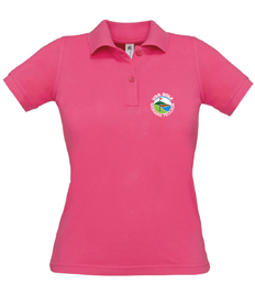 B&C Ladies Safran Pure Polo (Red/Pink/Other)