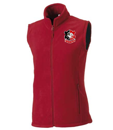 Russell Ladies Full Zip Fleece Gilet