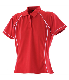 Ladies Performance Polo Shirt